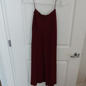 Theory slip dress